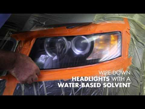 headlight Restoration | Morristown | rockaway | NJ