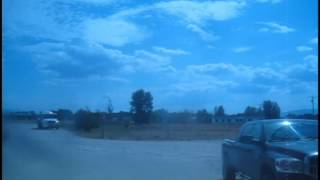 Driggs (ID) United States  City new picture : Idaho Highway 33 Video Teton Idaho to Driggs Idaho