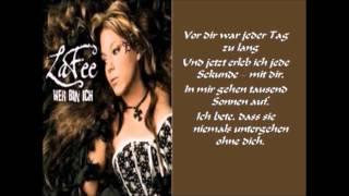 LaFee - Wer Bin Ich (Karaoke)
