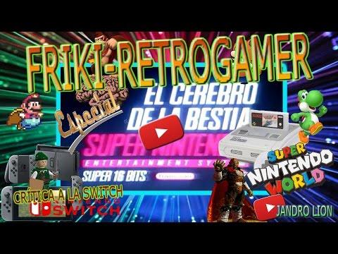 Friki-Retrogamer especial Super Nintendo,