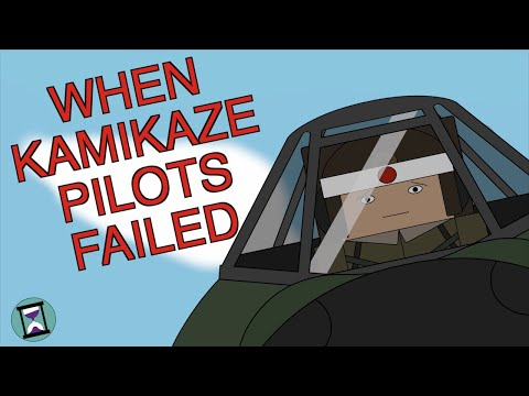 What Happened When Kamikaze Pilots Failed or Wimped Out? (Short Animated Documentary)