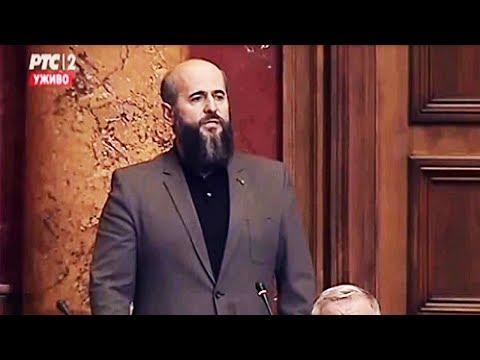 Dr. Zukorlić u Skupštini o bezbjednosti, državljanstvu i kontroli
