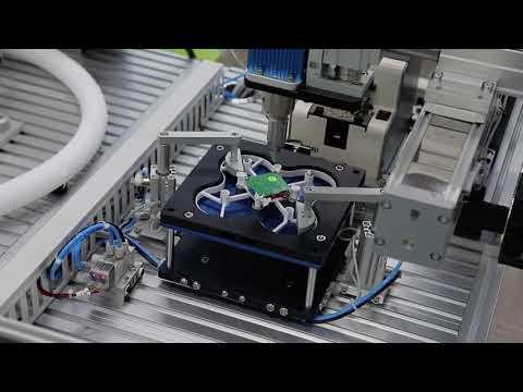 한국폴리텍대학_로봇캠퍼스_로봇자동화과(협동로봇을_이용한_드론조립생산라인)