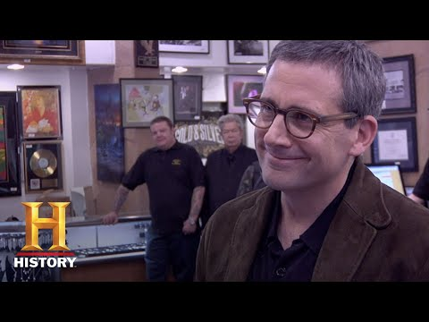 Pawn Stars: Famous Pawners | History
