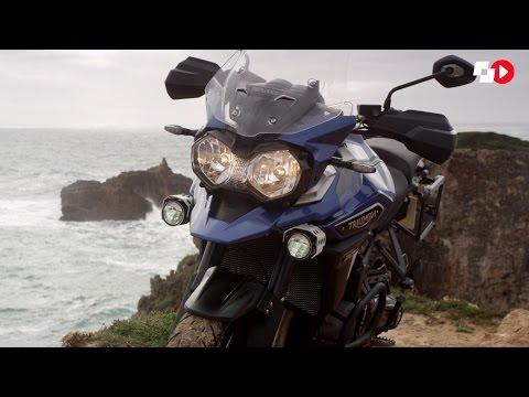 Vídeos de la Triumph Tiger Explorer XC-A