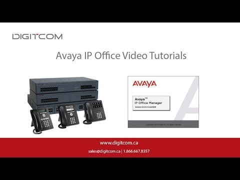 Creating a new user and extension in Avaya IP Office by copying and pasting an existing user