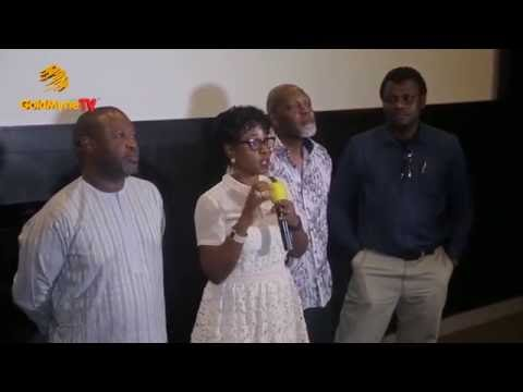 "MEET THE PRODUCERS OF NIGERIA'S EBOLA MOVIE, ""93 DAYS"""