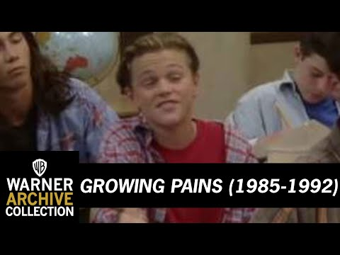 Leonardo DiCaprio's first scene as Luke Brower! (Growing Pains Season 7)