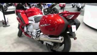 1. 2014 Yamaha FJR1300ES Walkaround
