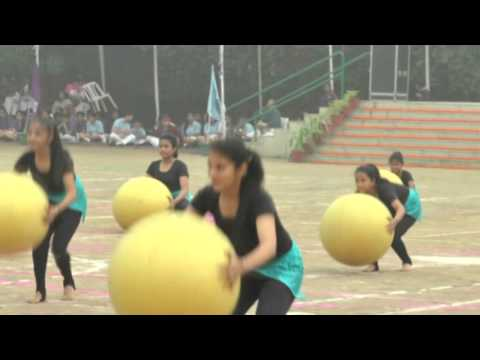 Video Apeejay Pitampura 185 Sports Day  Ball & Hoop Drill Year 2015 download in MP3, 3GP, MP4, WEBM, AVI, FLV January 2017