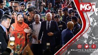 Video TERKINI : Najib dan Rosmah dihadap ke Mahkamah pada hari sama MP3, 3GP, MP4, WEBM, AVI, FLV Oktober 2018