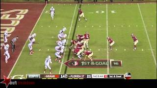 James Wilder Jr. vs Miami (2013)
