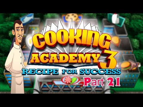 Cooking Academy 3 - Gameplay Part 21 (4/4) Dairy