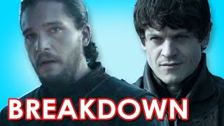We breakdown the preview Game of Thrones Season 6 Episode 9 titled