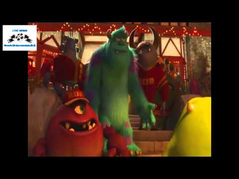 Nuevo Trailer de Monster University (Espaol Latino)