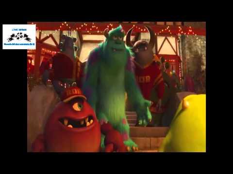 Nuevo Trailer de Monster University (Español Latino)