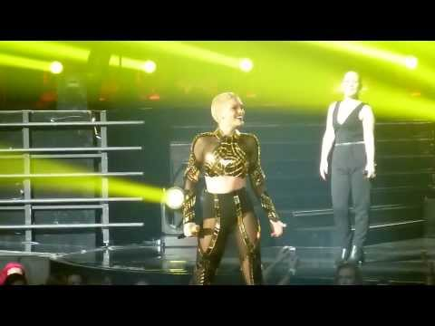 Jessie J - Its My Party - Live Aberdeen Hd - *****wow Must Watch****