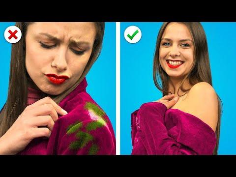 Fashion Hacks & DIY Clothing For Winter Season || Cool Clothing Ideas To Keep You Warm