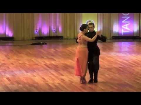 coppia italiana si distingue nel campionato mondiale di tango argentino