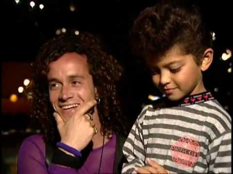 4 Year Old Bruno Mars with Pauly Shore!