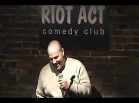 Big Al Goodwin @ Riot Act Comedy Club
