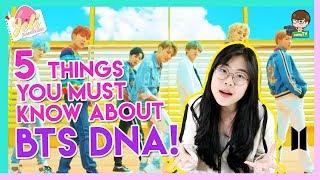 Video 5 Hal Yang Wajib Kamu Tahu Tentang BTS DNA ! - Jeli #1 MP3, 3GP, MP4, WEBM, AVI, FLV Maret 2018