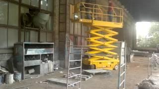 Ремонт подъемников, строительной техники в Минске