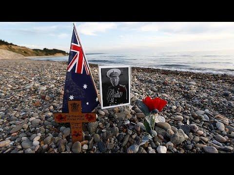 Αυστραλία: Εκδηλώσεις για τα 101 χρόνια από τη μάχη της Καλλίπολης