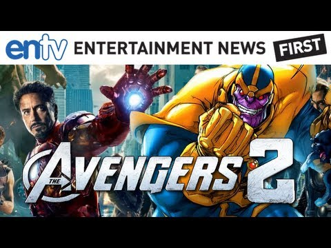 Thanos Confirmed As Avengers 2 & Guardians of the Galaxy Villain! ENTV