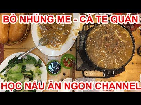 Bò Nhúng Me - Món Ngon Tây Nguyên