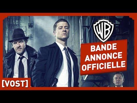 Gotham - Saison 1 - Bande-Annonce (VOSTFR)