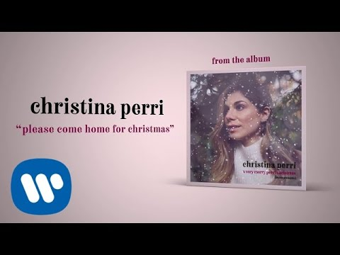 christina perri - please come home for christmas [official audio]