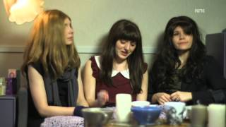 Underholdningsavdelingen: My Emotional Pony med Melissa Horn, Maria Mena og Marit Larsen