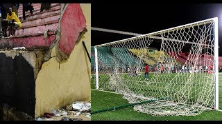 At least eight people were killed in a stampede at the Demba Diop stadium in Dakar, Senegal at the end of a League Cup football...
