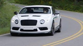 ► 2015 Bentley Continental GT3-R (Good Exhaust Sound)