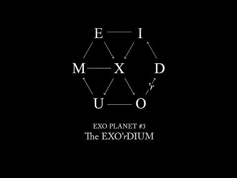 EXO PLANET #3 - The EXO�rDIUM - 1_Zene vide�k