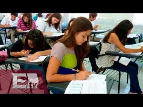 Más de 48 mil jóvenes no fueron aceptados en sus primeras opciones de bachillerato