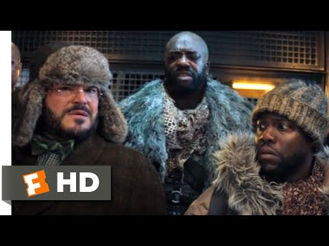 Jumanji: The Next Level (2019) - The Eunuch Scene (6/10) | Movieclips