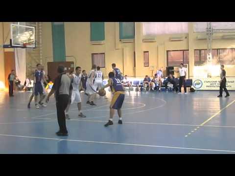 Обзор матча Кубка Казахстана по баскетболу 'Каспий'-'Тобол' (78:63)