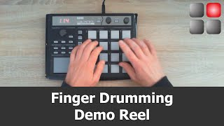Finger Drumming Demo Reel