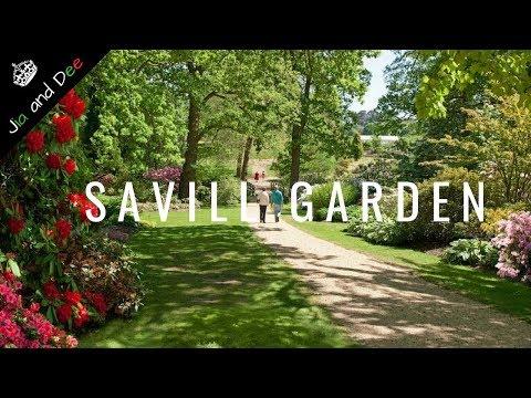 Savill Garden   vlog