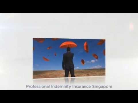 Professional Indemnity Insurance Singapore (65) 6922-1737