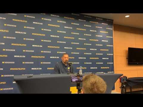 Juwan Howard impressed with Michigan basketball's maturity