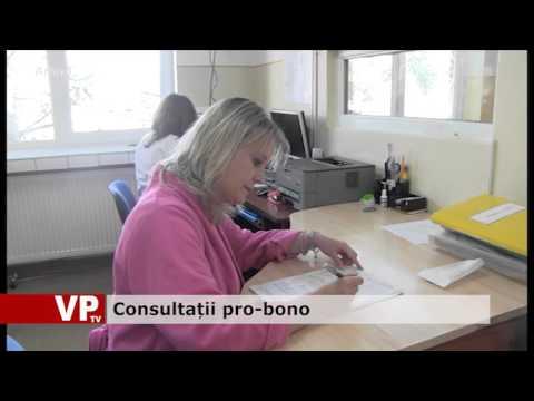 Consultații pro-bono