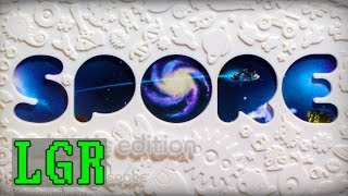 LGR - Spore - PC Game Review