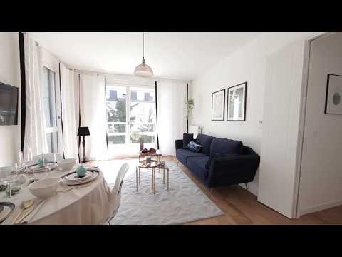 Boulogne-Billancourt (92) - Mise en Seine // Visite d'un appartement décoré