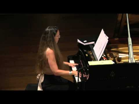 "Orit Wolf: ""Wounded Love"" 2014 for Piano Solo"