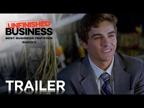 Unfinished Business (Final Red Band Trailer)
