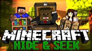 Hide and Seek Minecraft Block Hunt w/ Vikkstar!