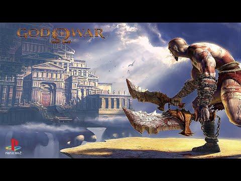 GOD OF WAR 1 Walkthrough - Complete Game [On PS2]